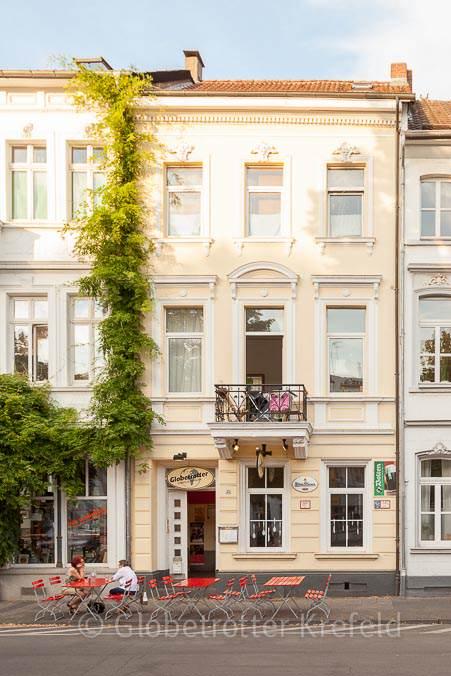 Restaurant Globetrotter Krefeld